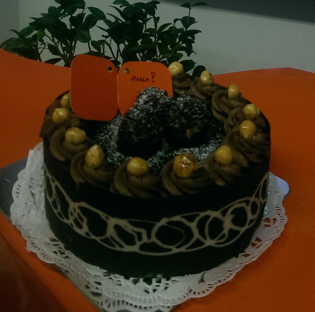 torta hvala