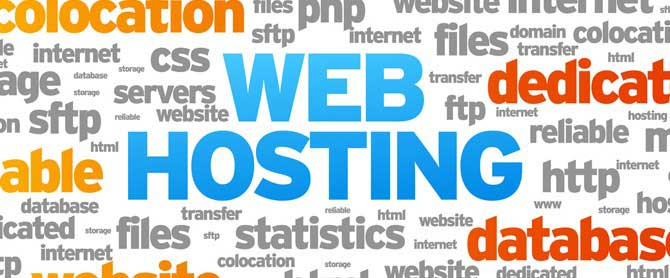 web hosting usluge