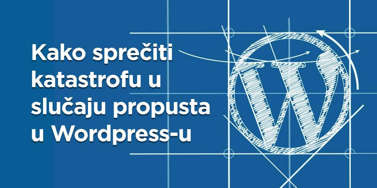 wordpress disaster