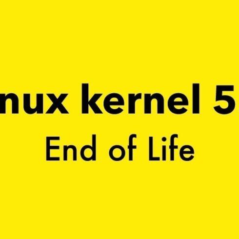 linux-kernel-5.7-eol